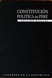 constitución polôica delPerú