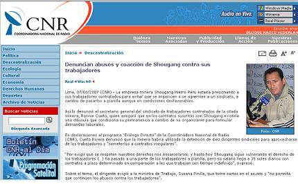 PAGINA WEB CNR 7AGOSTO