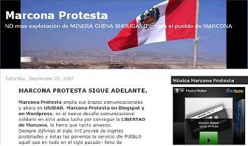 blog marconaprotesta