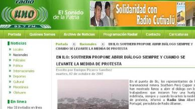 radio UNOsouthern