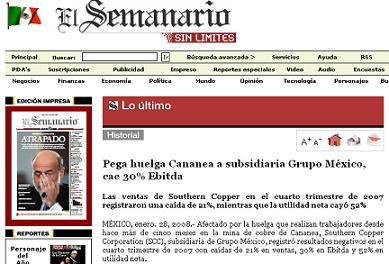 SEMANARIO DE MEXICO 28ENERO