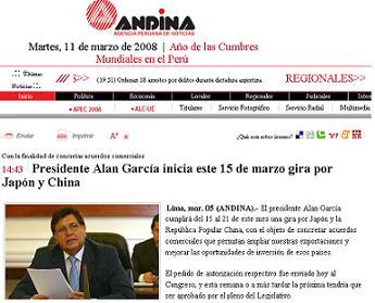 PERU CHINA 5MARZO