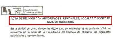 ACTA SOLUCION HUELGA MOQUEGUA
