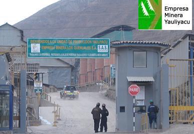Compañia minera Yauliyacu